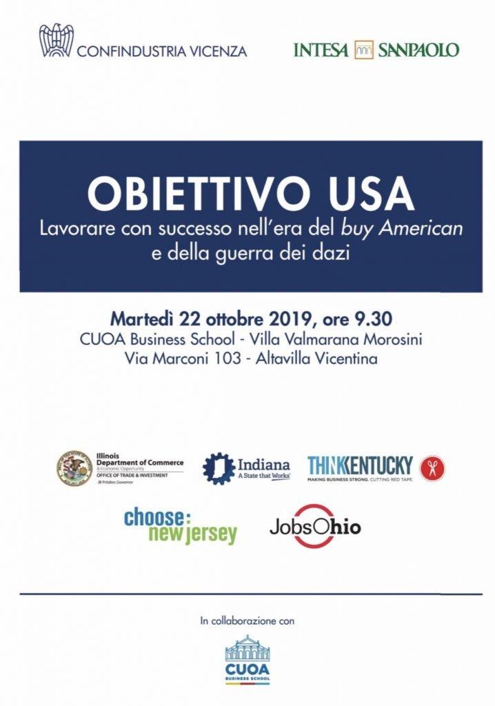 Goal USA, October 22, 2019 – Altavilla Vicentina, Italy